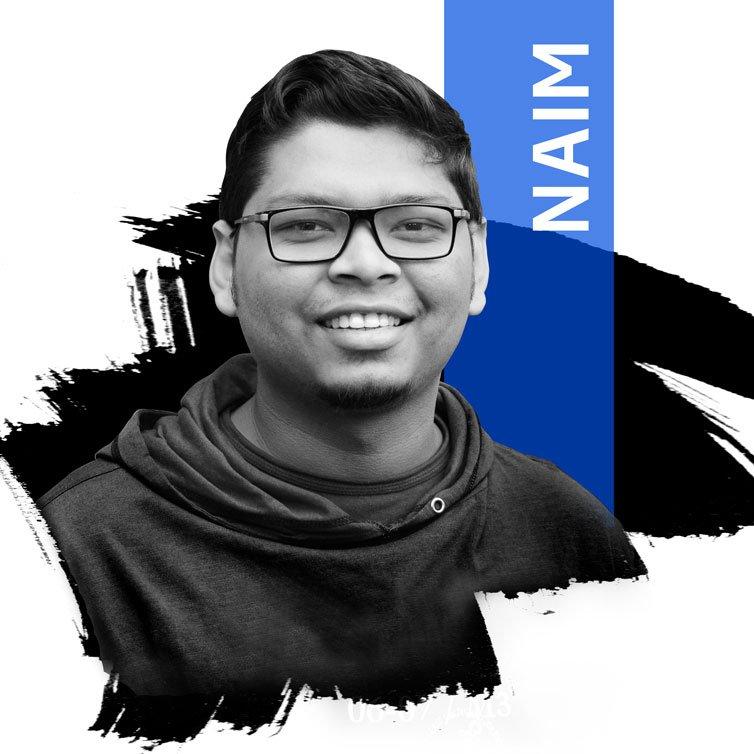 Teambild Naim Rahman: DIE NEUDENKER® Agentur, Darmstadt