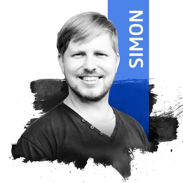 Teambild Simon Wunderer: DIE NEUDENKER® Agentur, Darmstadt