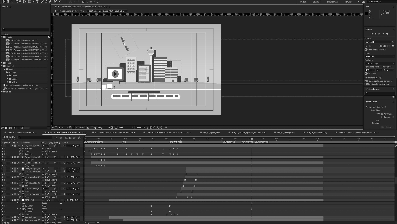 Motion Design: DIE NEUDENKER® Agentur, Darmstadt