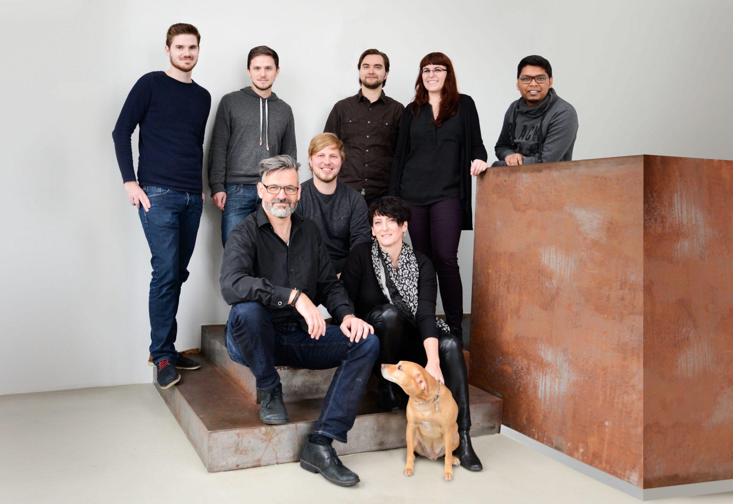 Teamfoto: DIE NEUDENKER® Agentur, Darmstadt