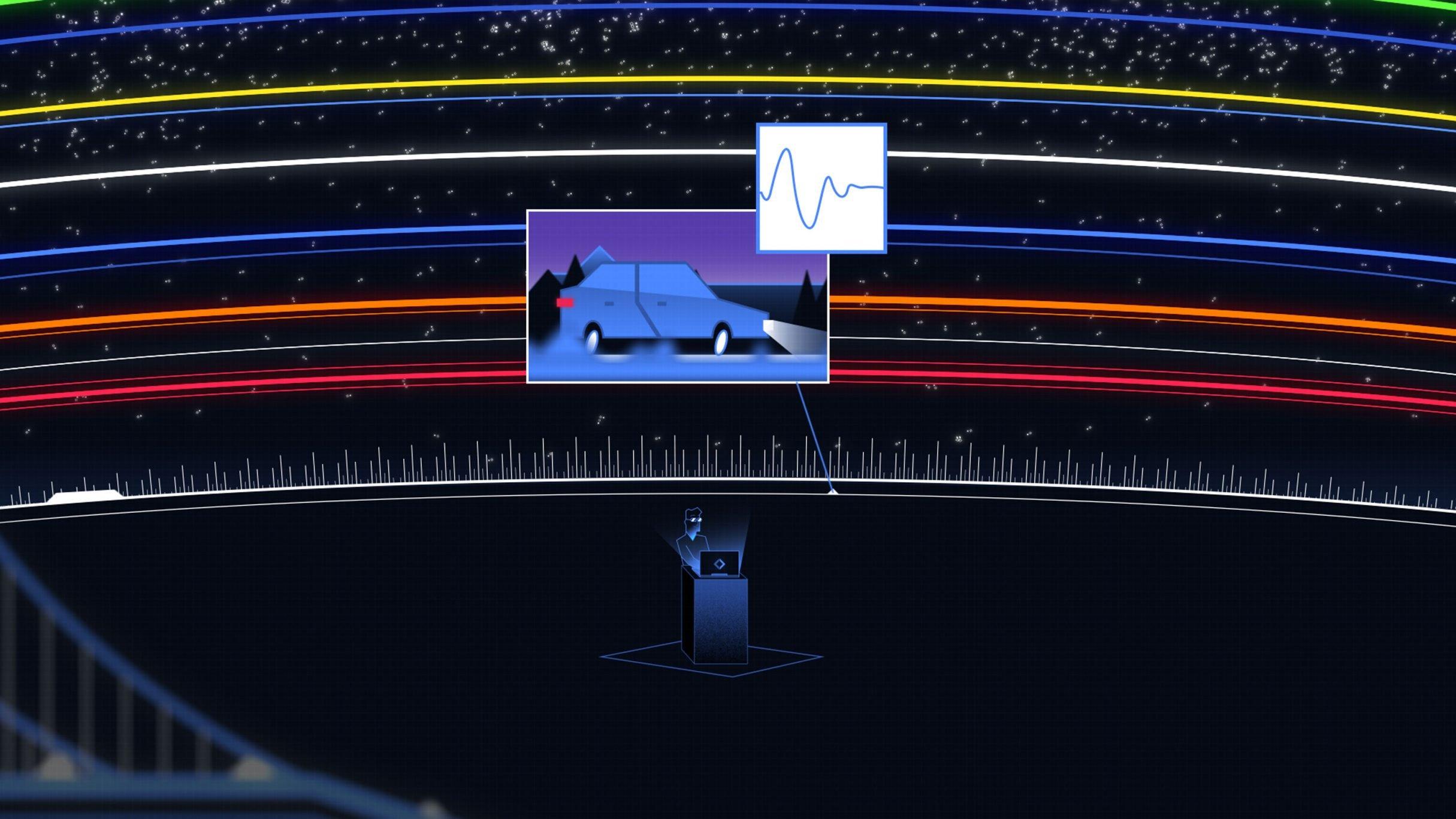 Screenshot Videoanimation GI.bench für Gantner Instruments: DIE NEUDENKER® Agentur, Darmstadt