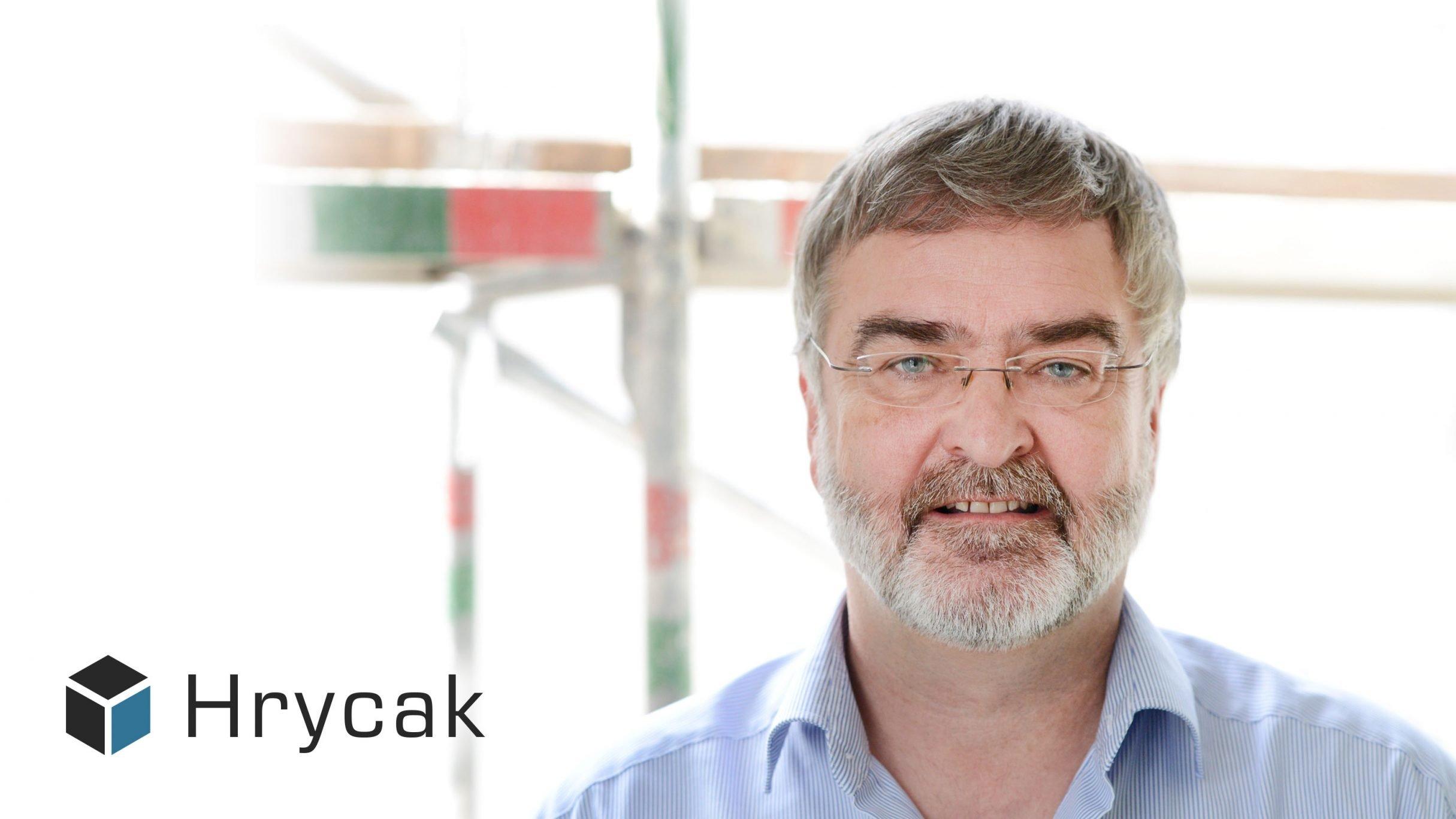 Businessfotografie, Portrait für Hrycak Bauberatung: DIE NEUDENKER® Agentur, Darmstadt