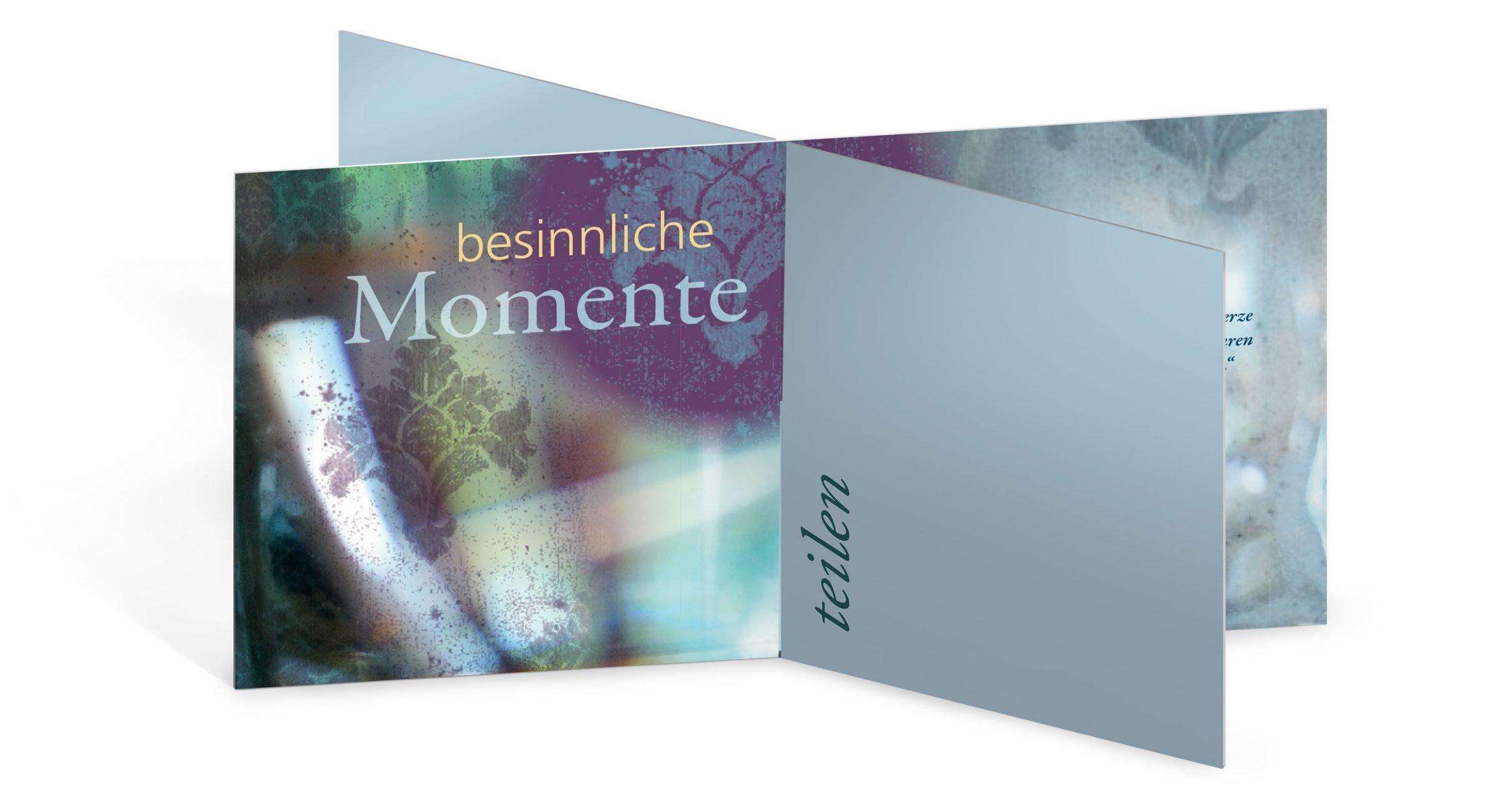 Cross-Card-Set für cadventure, Weihnachtskarte: DIE NEUDENKER® Agentur, Darmstadt