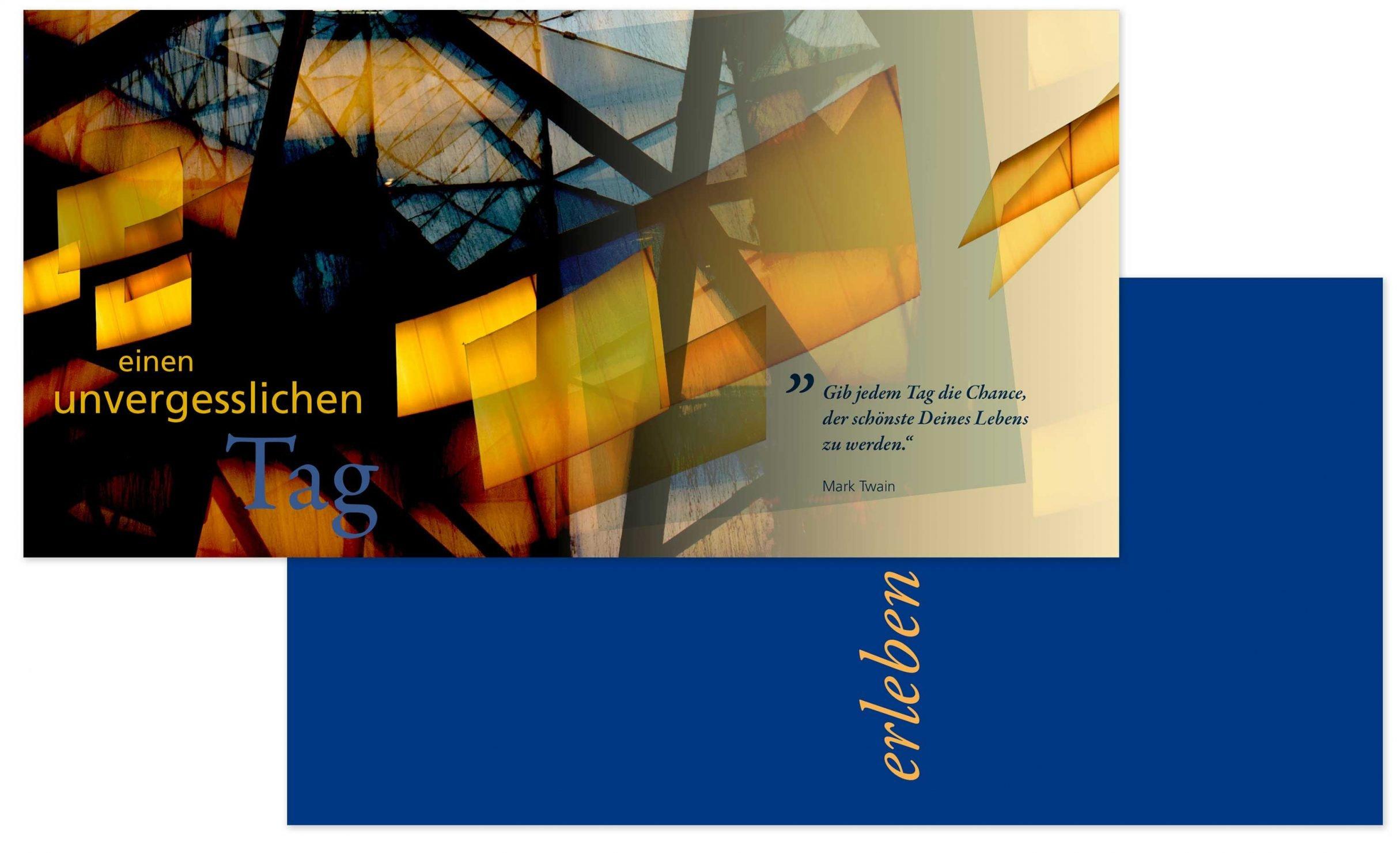Corporate Design, Postkarten für cadventure: DIE NEUDENKER® Agentur, Darmstadt