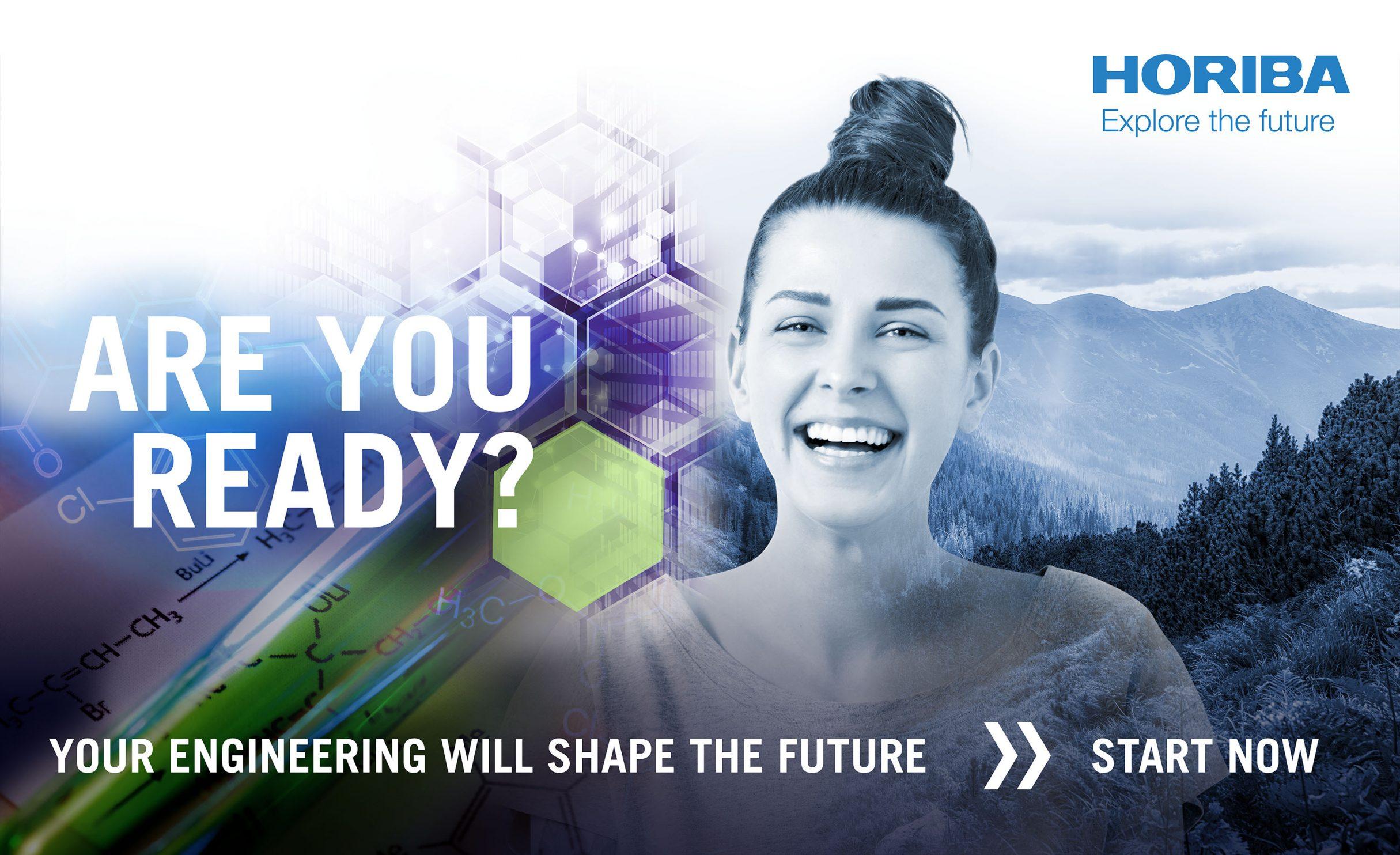 Recruiting Konzept, process environmental für HORIBA: DIE NEUDENKER® Agentur, Darmstadt