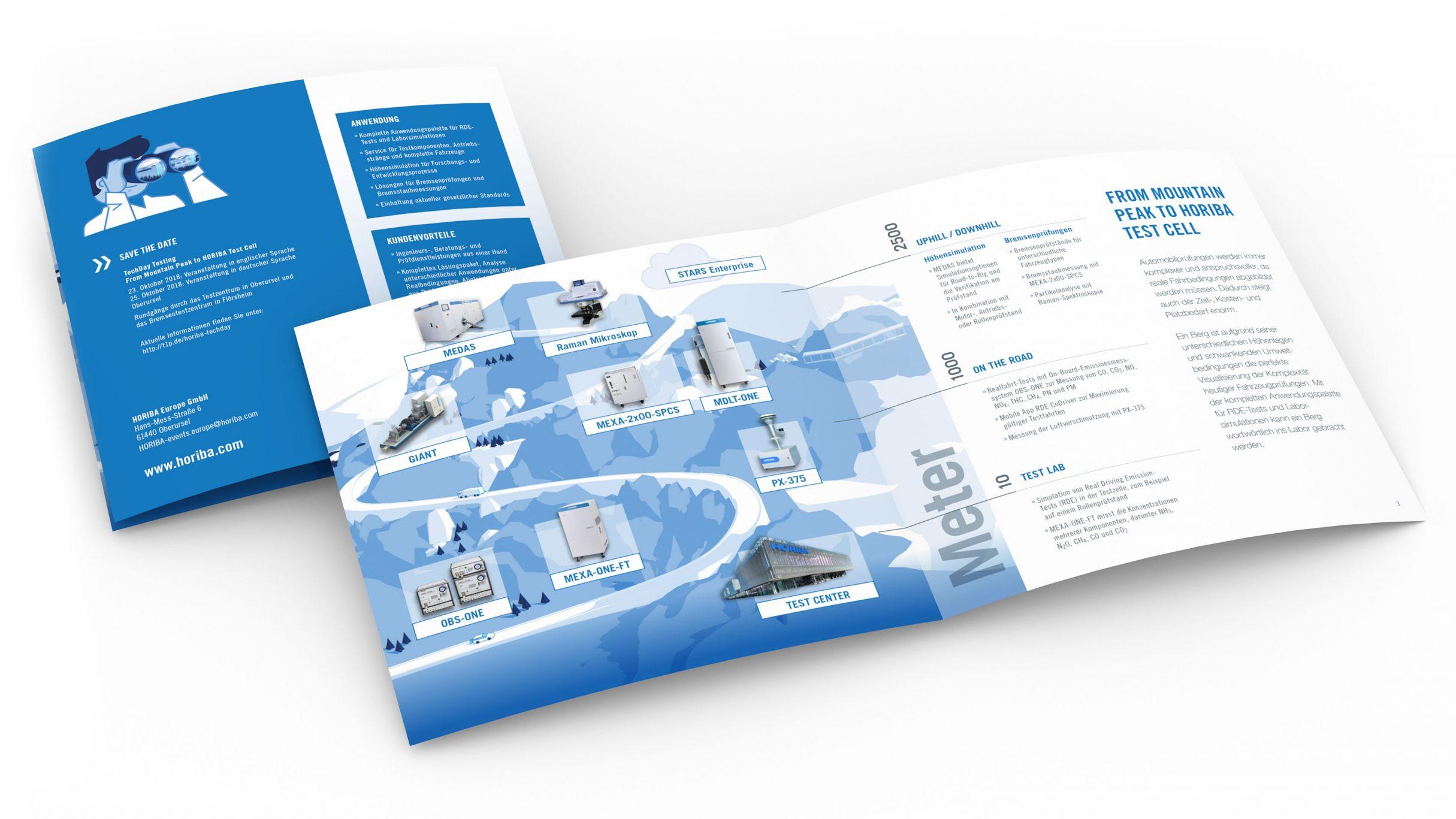 Produkt-Broschüre Fahrzeugprüfungen