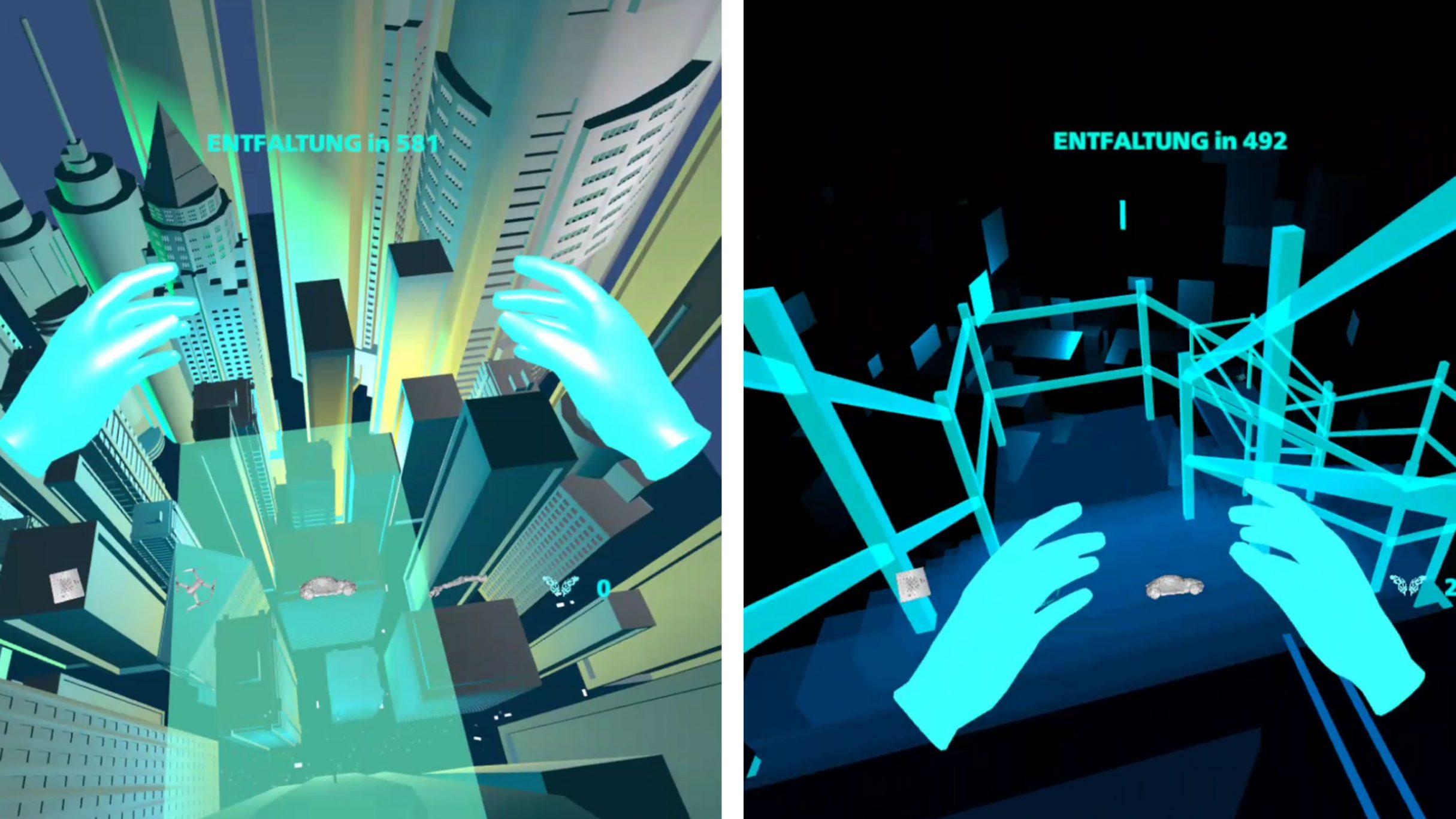 vr game, virtual reality, vr agentur darmstadt die neudenker